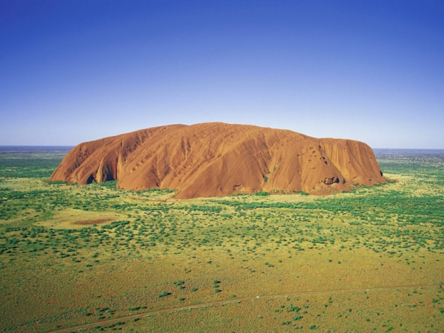 Outback Australia: The Colour of Red | Ayers Rock (Uluru), Northern Territory