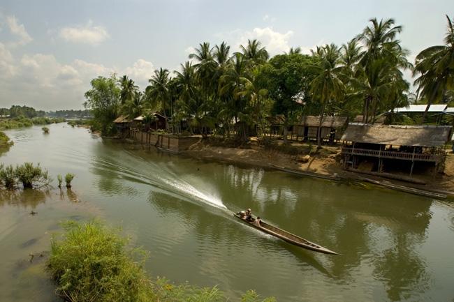 Laos Overland, 4000 Islands, Champassak