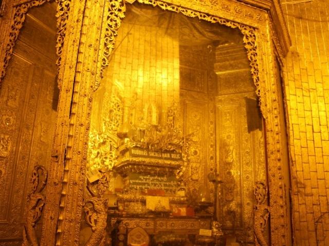 Yangon Stopover, Botataung Pagoda