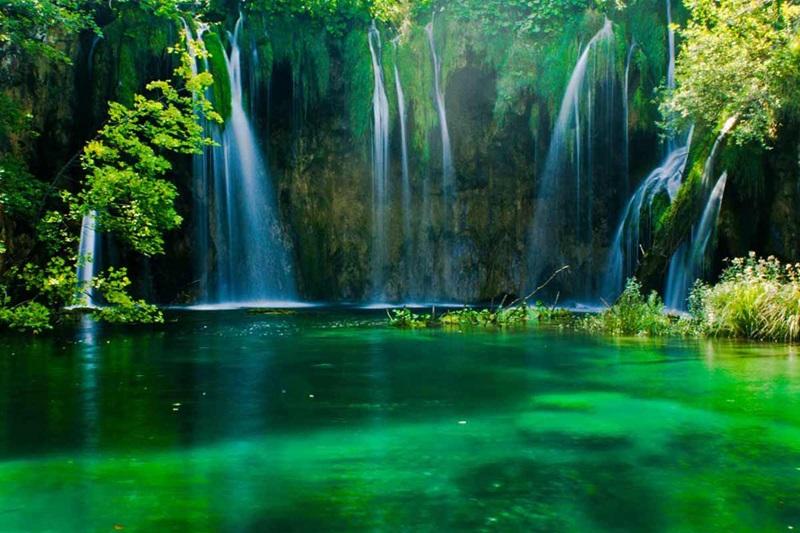 Croatia, Plitvice National Park