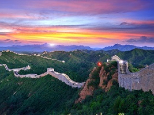 China, The Great Wall of China