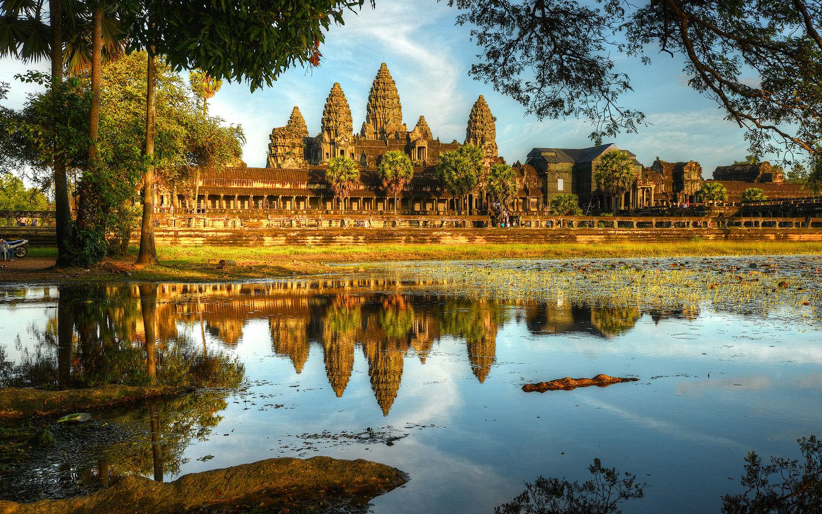 Cambodia & Vietnam Explorer, Siem Reap, Angkor Wat