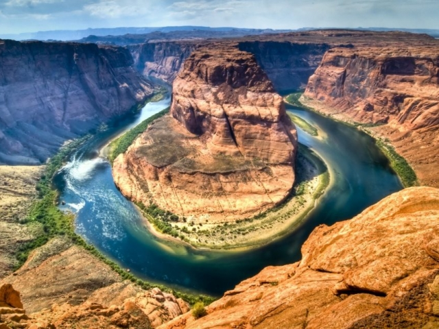 America, Grand Canyon, Horseshoe Bend
