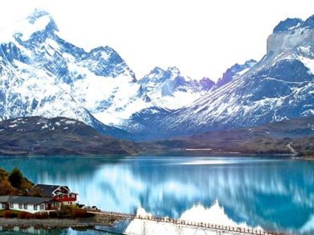Chile, Torres del Paine National Park