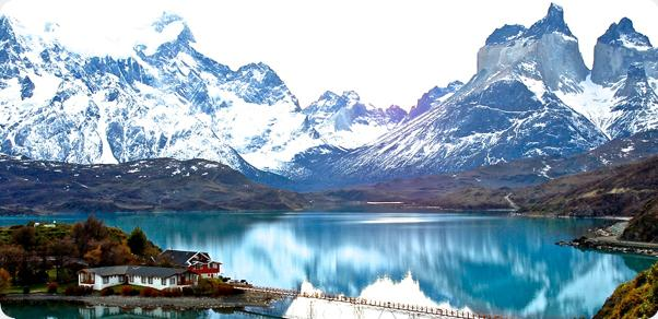 Chile, Torres del Paine National Park