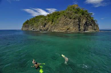Costa Rica, Cano Island