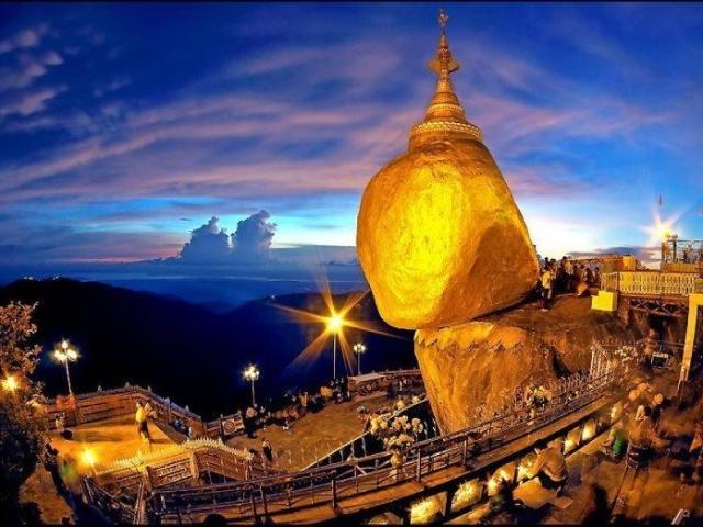 Unseen Myanmar, Golden Rock
