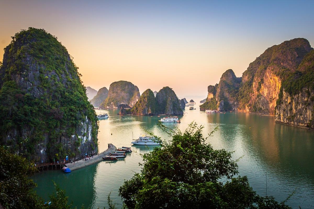 Cambodia & Vietnam Explorer, Halong Bay