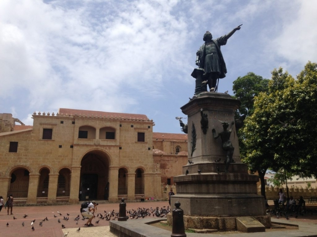 Dominican Republic, Santo Domingo, Christopher Columbus