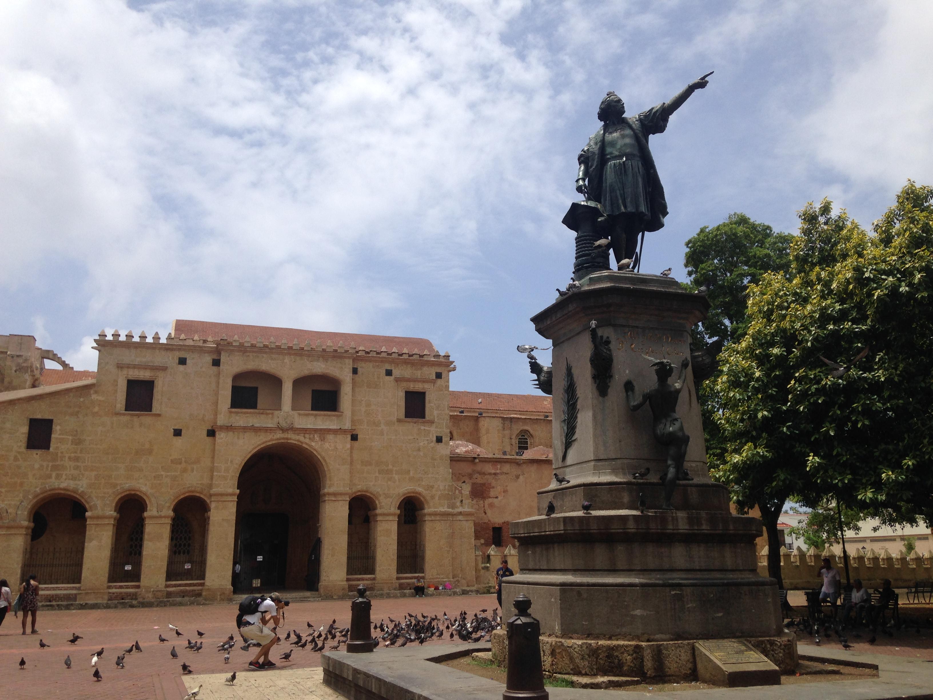 Hidden Gems of the Dominican Republic, Santo Domingo, Christopher Columbus