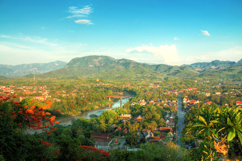 Classic Laos, Luang Prabang