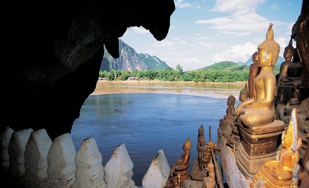 Charming Luang Prabang – The Heritage Town, Luang Prabang, Pak Ou Caves