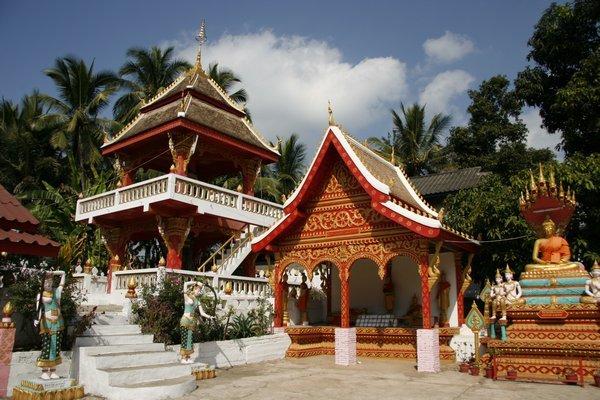 Charming Luang Prabang – The Heritage Town, Luang Prabang, Wat Xieng Thong Temple