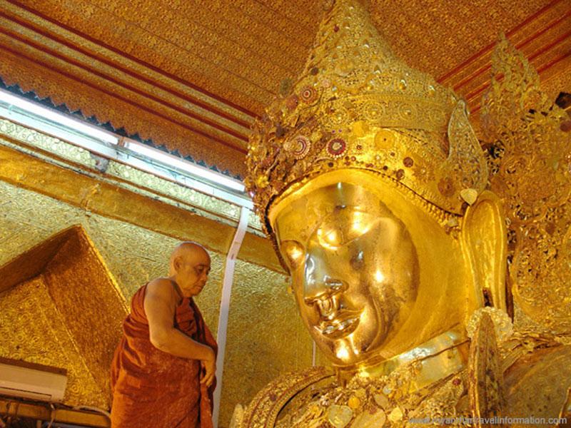 Essential Myanmar, Mandalay, Mahamuni