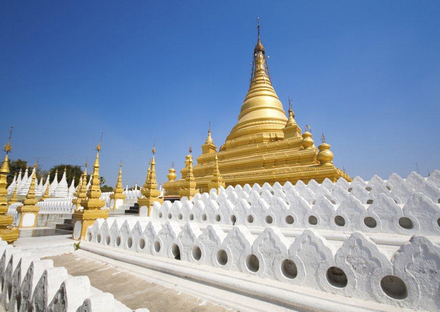 Mandalay, Sandamuni Paya