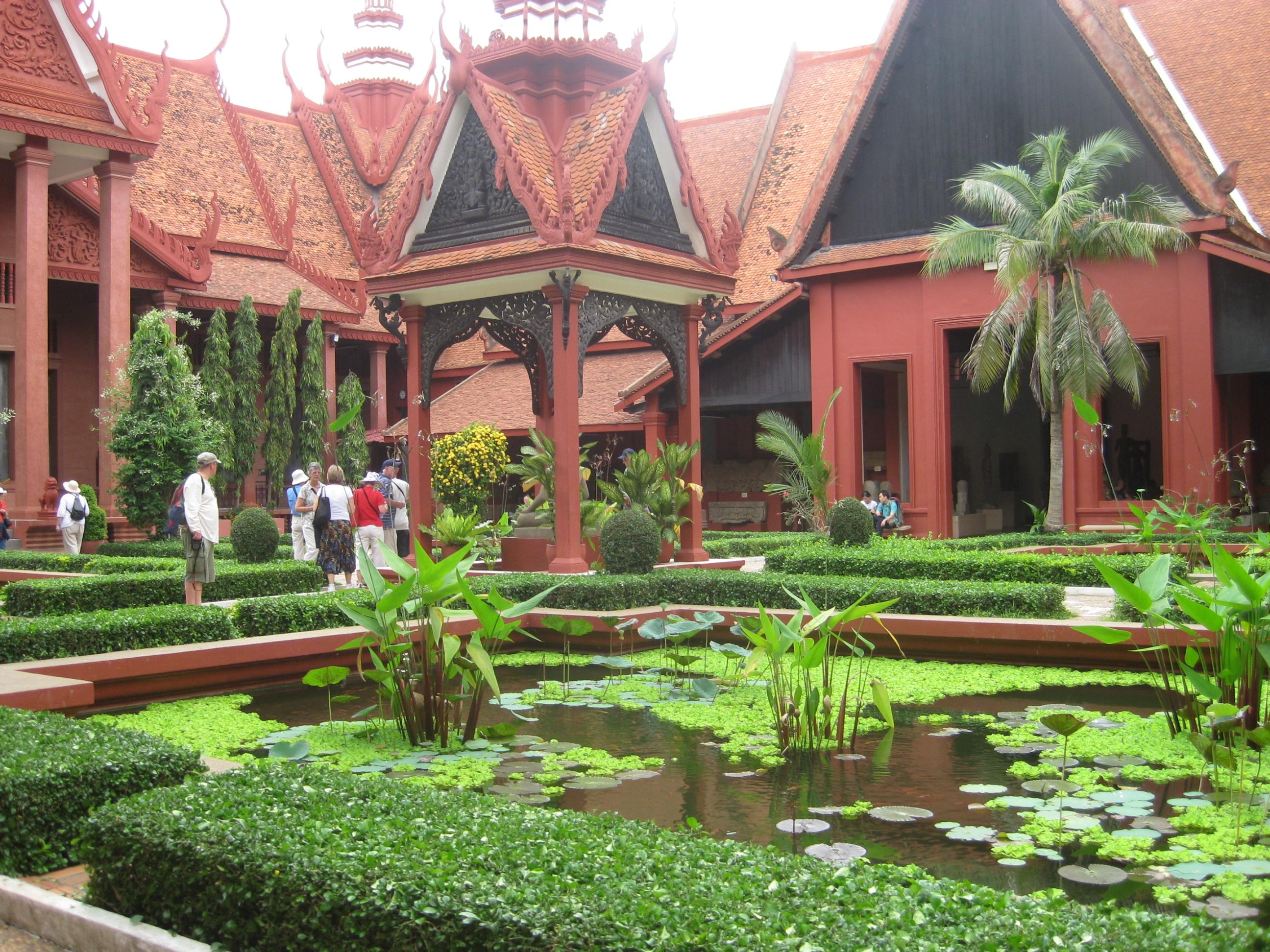 Kingdom of Wonder, Phnom Penh, National Museum