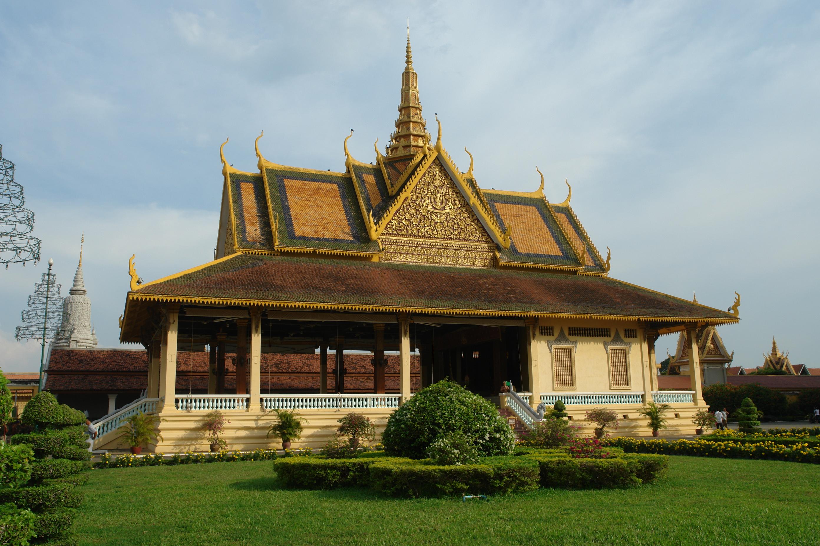 Kingdom of Wonder, Phnom Penh, Royal Palace