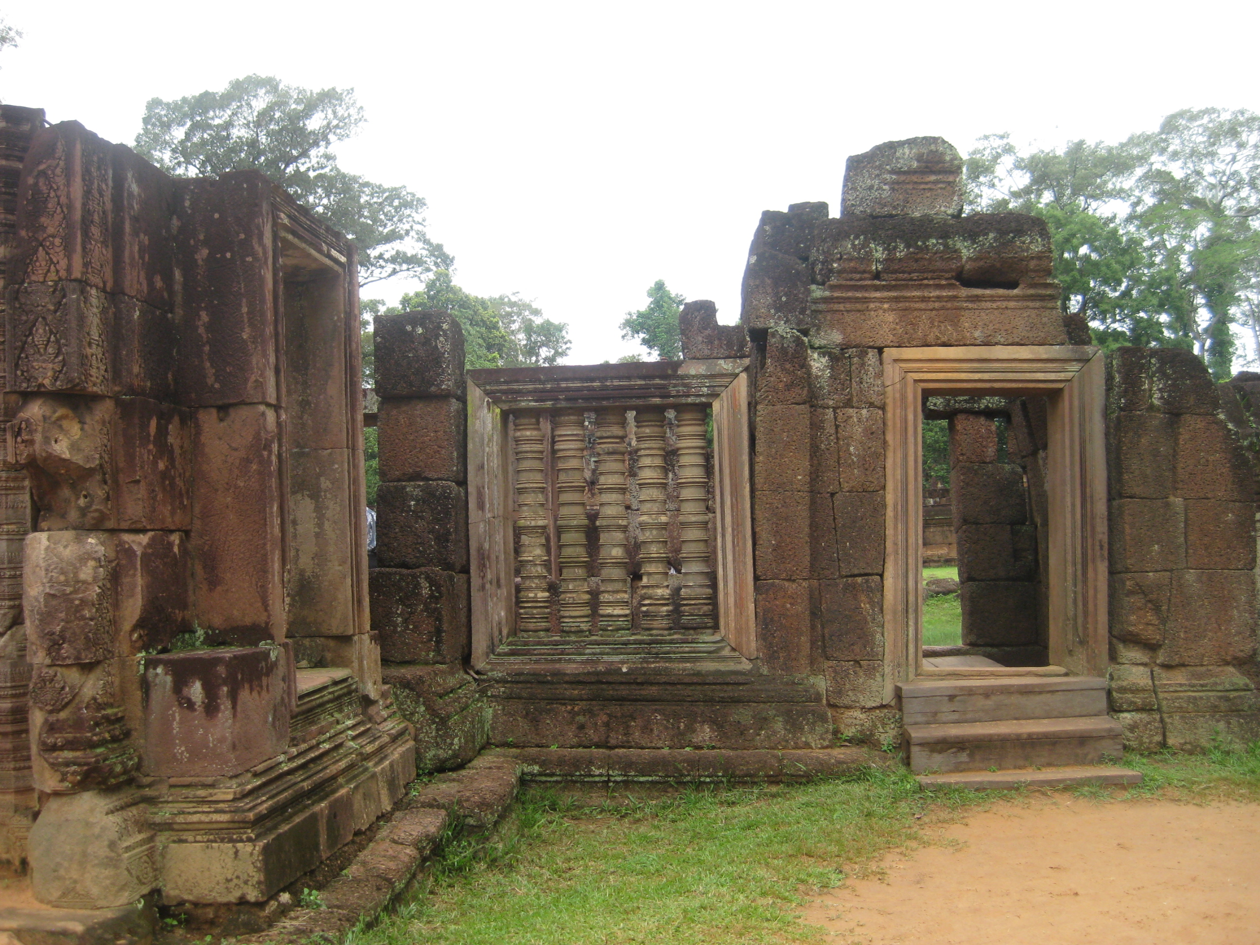 Siem Reap, Banteay Srey Temple