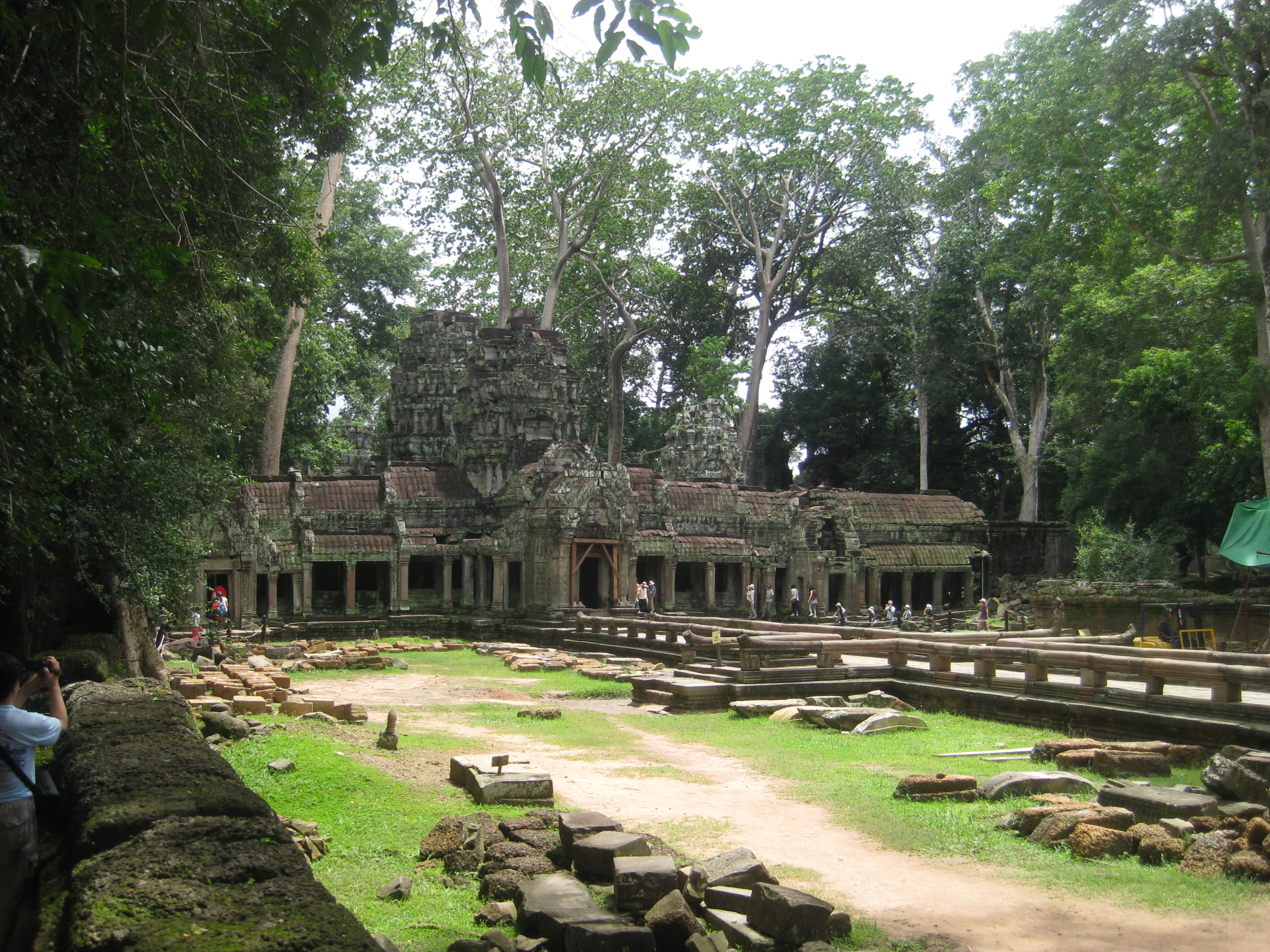 Siem Reap, Ta Phrom Temple