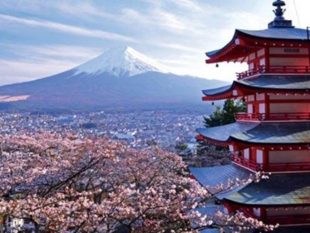 Journey Through Japan - Mount Fuji