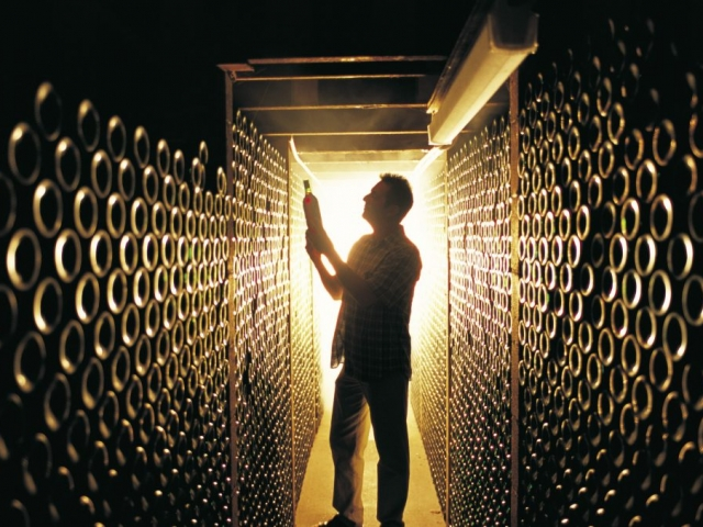 South Australia, Barossa Valley, Wine Cellar