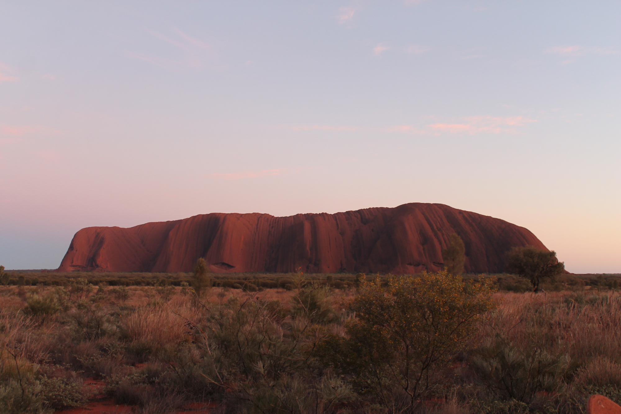 Northern Territory | Uluru Sunrise, Uluru-Kata Tjuta National Park, Central Australia