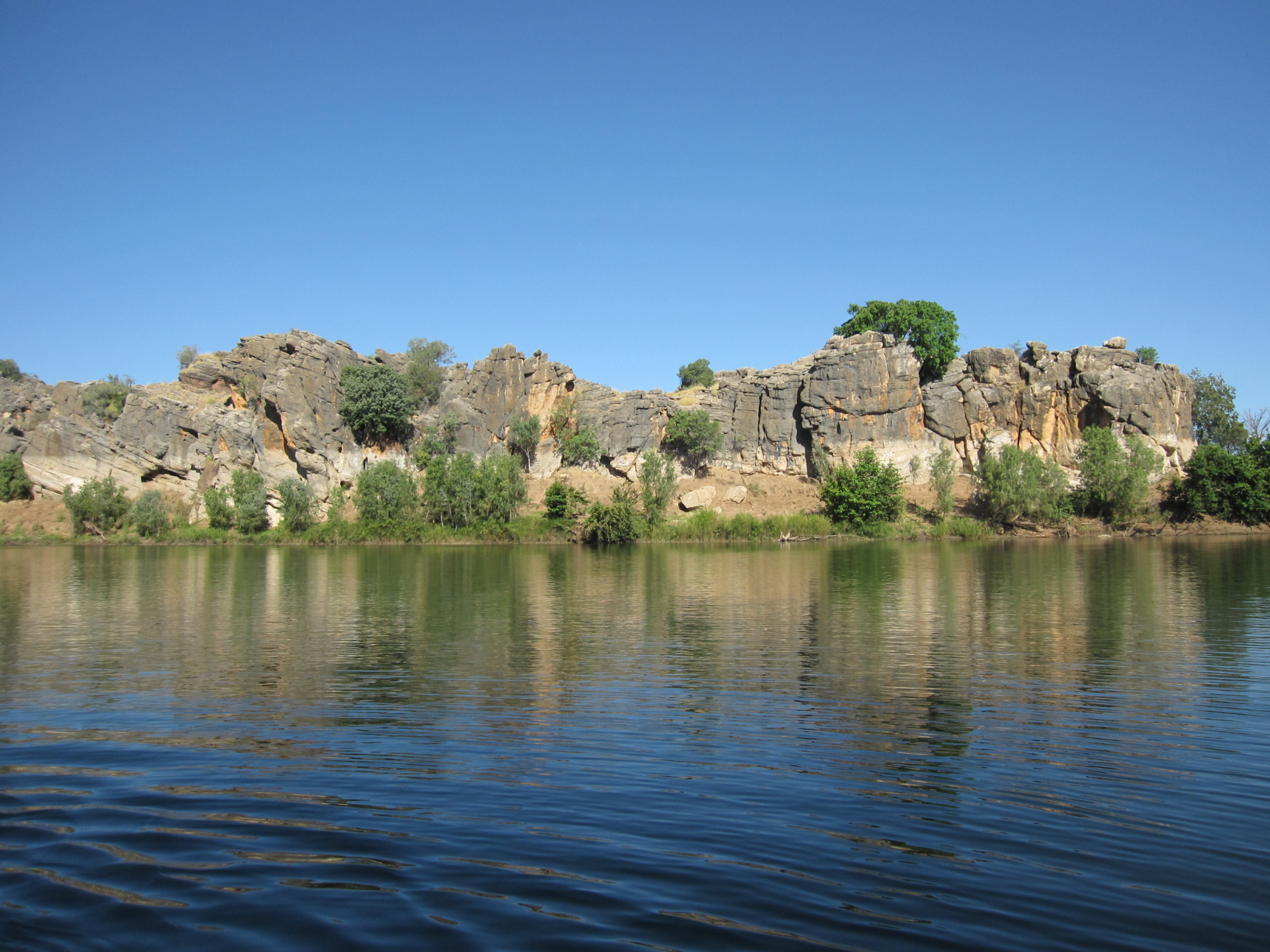 Western Australia, | Geikie Gorge, Fitzroy Crossing, The Kimberley, North West
