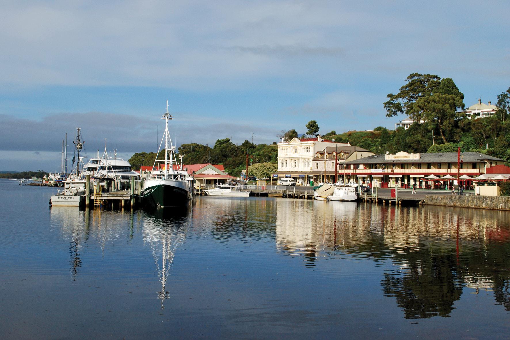 Tasmania, Strahan