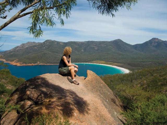 Tasmania, Wineglass Bay
