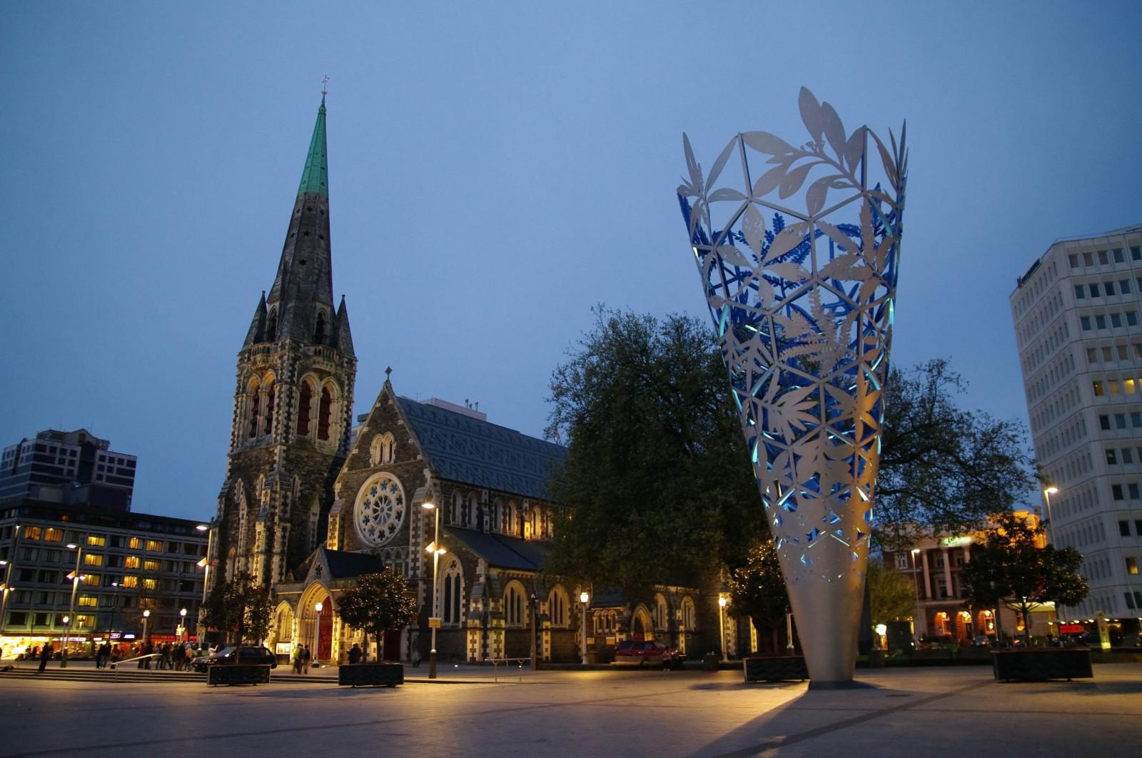 New Zealand, Christchurch