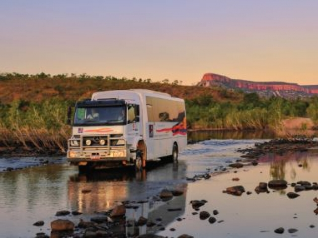 Western Australia, APT Luxury 4WD