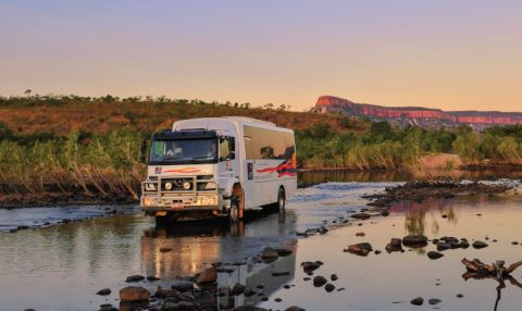 Kimberley Complete | Cockburn Ranges, APT Luxury 4WD, Kimebrley, Western Australia