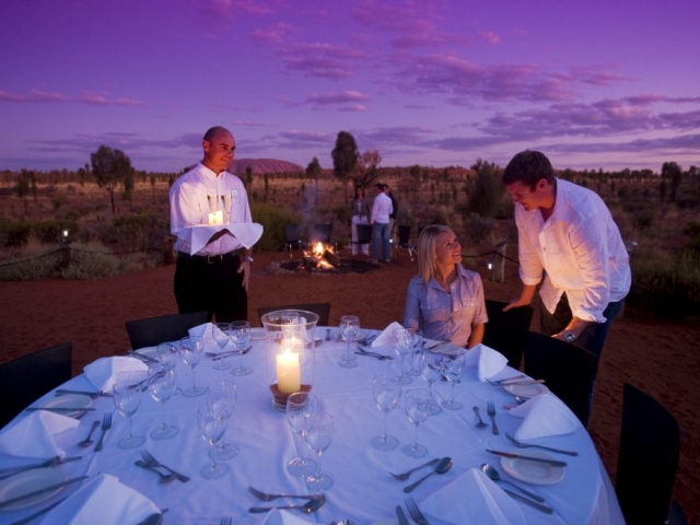Uluru & Kata Tjuta Sights & Sounds | Sounds of Silence Dinner, Ayers Rock, Nothern Territory