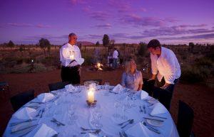 Uluru & Kata Tjuta Sights & Sounds | Sounds of Silence Dinner, Uluru-Kata Tjuta National Park, Central Australia, Northern Territory