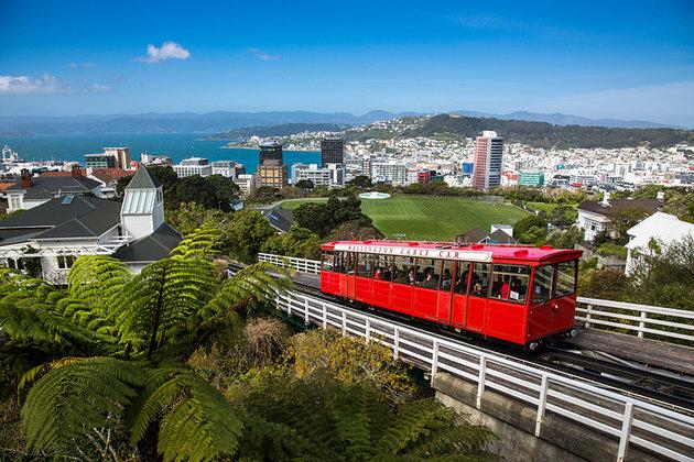 New Zealand, Wellington