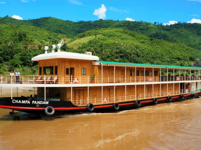 Pandaw River Expeditions, RV Champa Pandaw