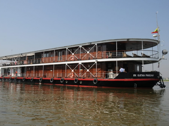 Pandaw River Expeditions, RV Katha Pandaw