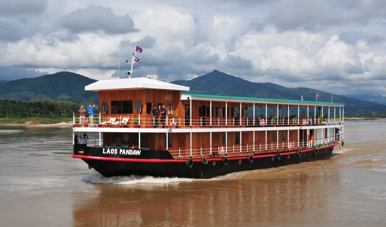 Pandaw River Expeditions, RV Laos Pandaw