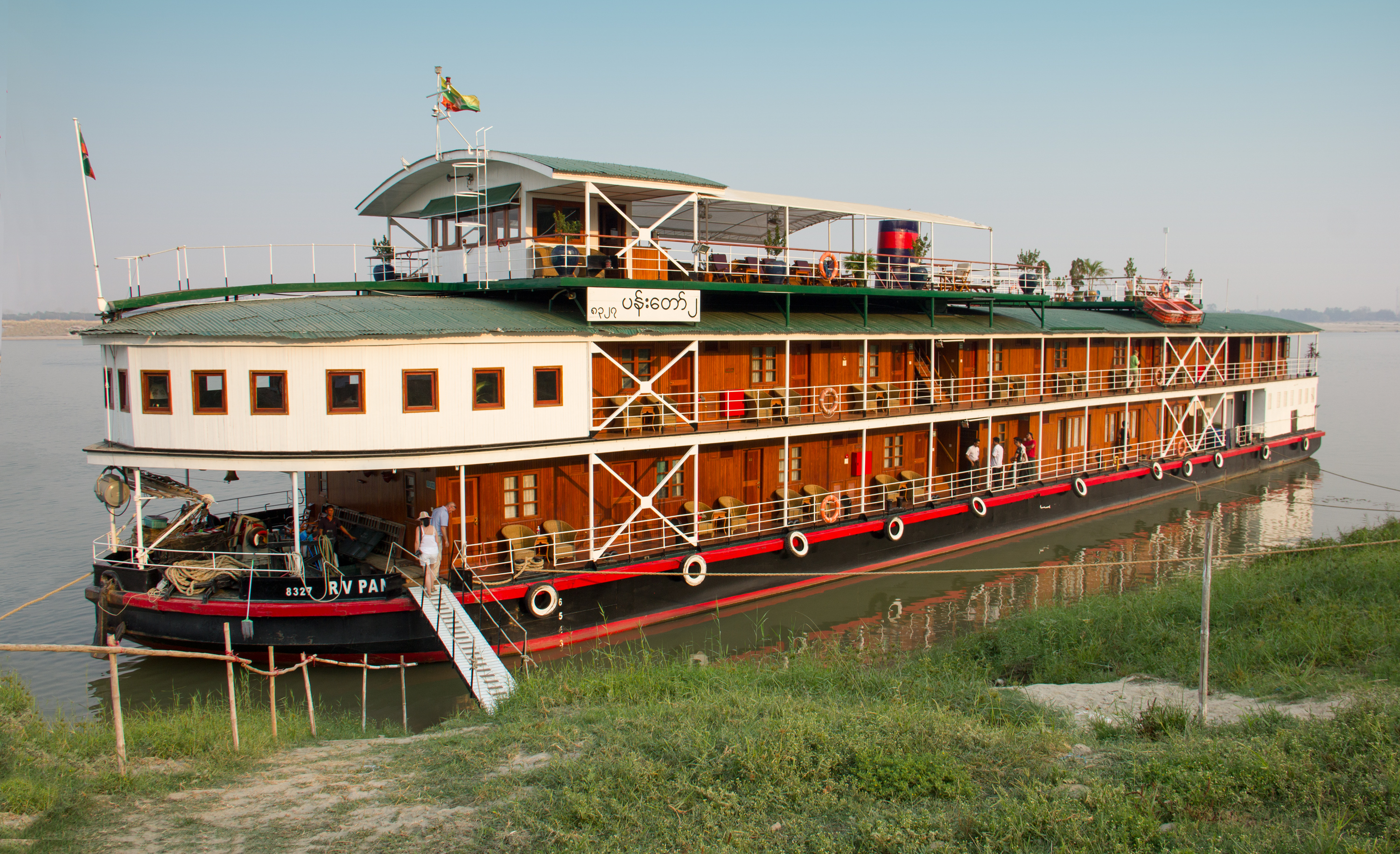 Pandaw River Expeditions, RV Pandaw II