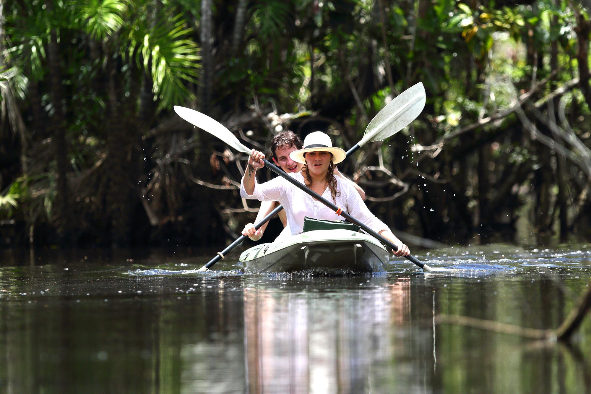 MV Anakonda - Exploring River Tributaries