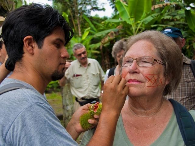 MV Anakonda - Exploring Amazing Jungle