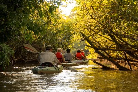 MV Anakonda - Exploring Black Water Rivers