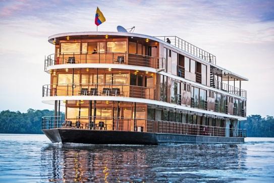 MV Anakonda - Ship