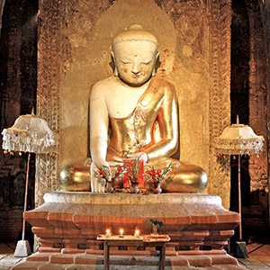 Golden Myanmar - Avalon