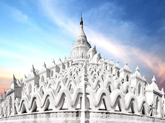 Mandalay Scene