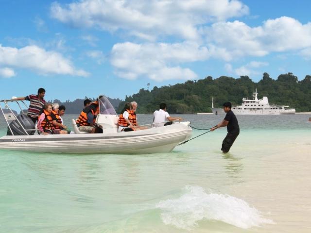 Myanmar (Burma) River Expeditions - Mergui Archipelago