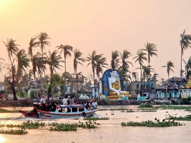 Myanmar (Burma) River Expeditions