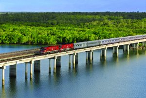 The Ghan, South Australia, Northern Territory