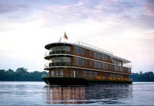 MV Manatee Amazon Explorer