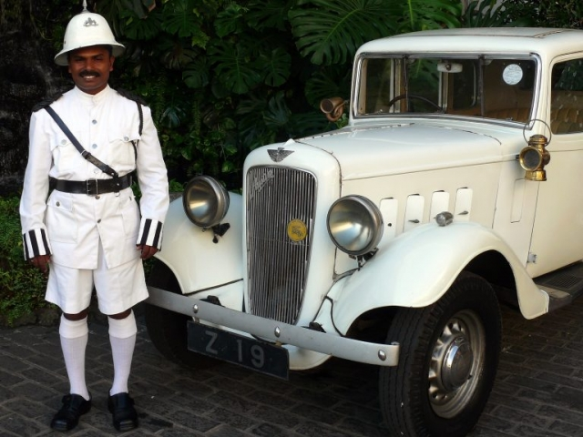 Galle Face Hotel Transportation